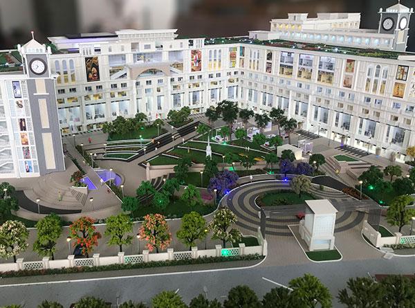 Social Square Zirakpur